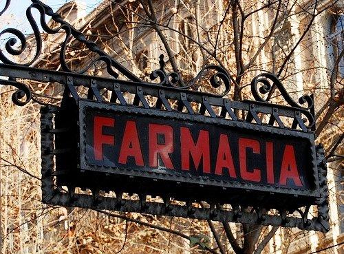 Apotheken im Ausland führen nicht jedes gewünschte Medikament © Flickr/stvcr