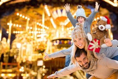 Die schönsten Urlaubsziele für Familien mit Kind in den Weihnachtsferien