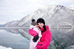 Mit Baby im Skiurlaub - kein Problem!