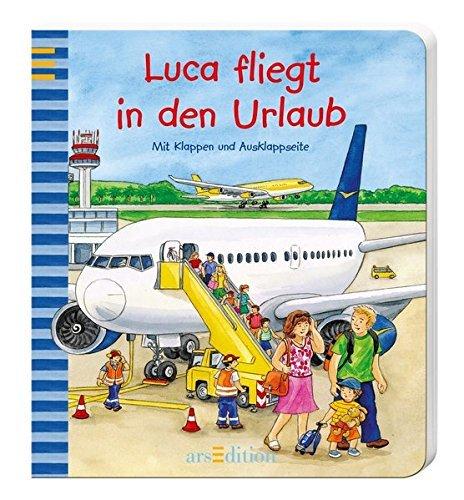 Luca fliegt in den Urlaub © Amazon