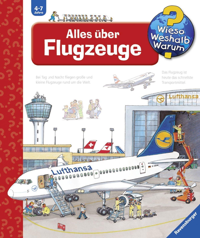 Alles über Flugzeuge - aus der bekanntesten Sachbuchreihe © Amazon.de