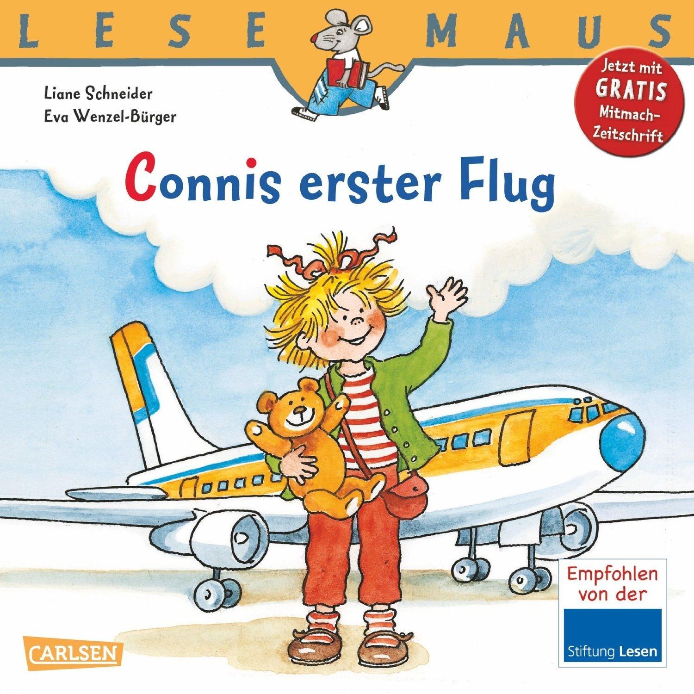 Conni kann alles - natürlich auch fliegen © Amazon.de