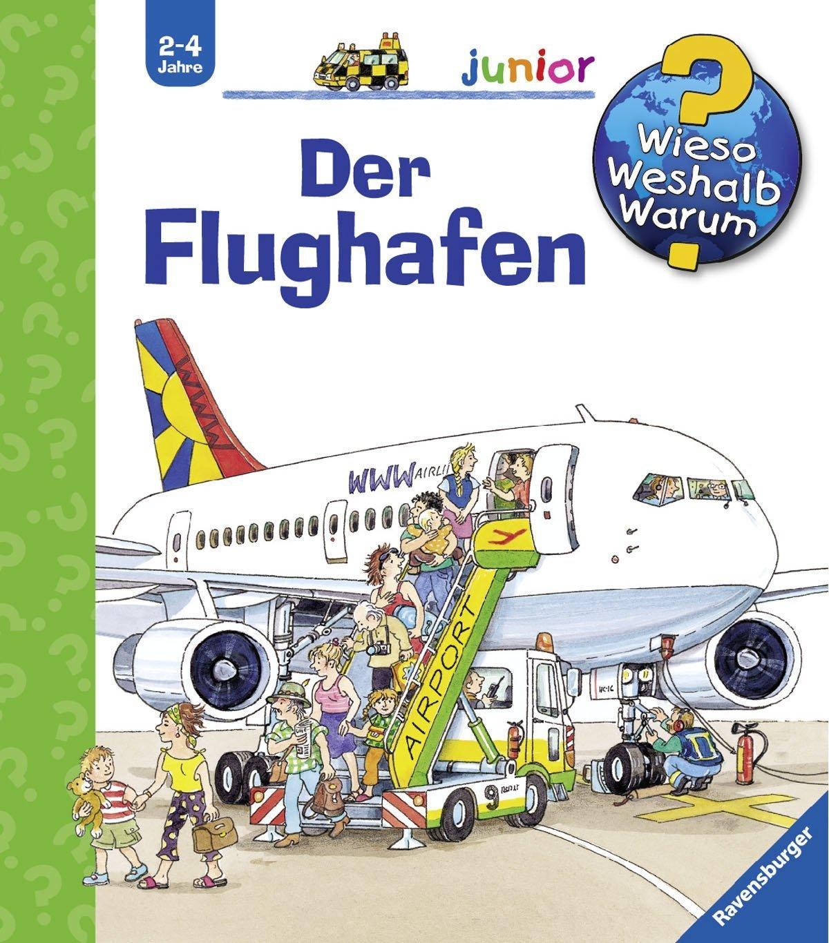 Wissen für die Kleinsten: Der Flughafen © Amazon.de