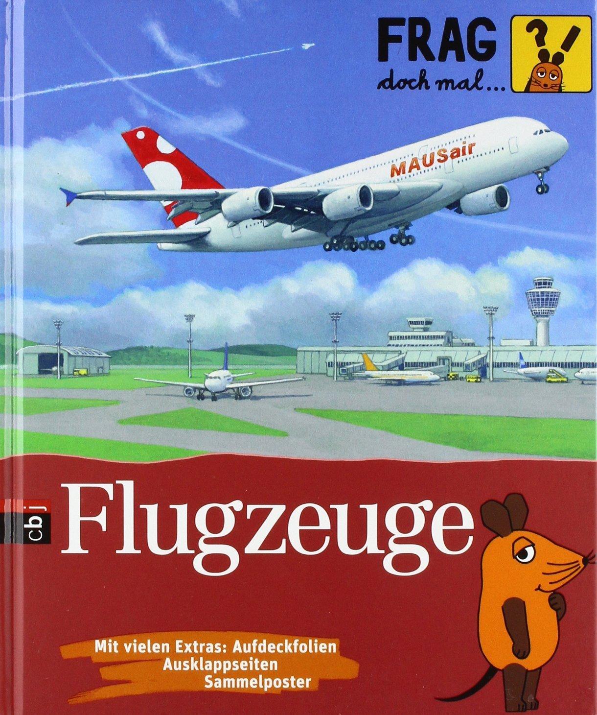 Die Maus weiß alles - auch über Flugzeuge © Amazon.de