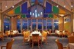 In den verschiedenen Restaurants lassen sich große & kleine Gäste  kulinarisch verwöhnen © Göbel Hotels
