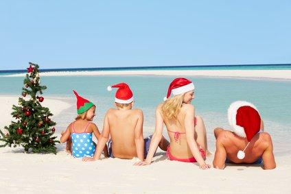 Besondere Weihnachtsgeschenke für reiselustige Familien © Monkey Business - Fotolia.com