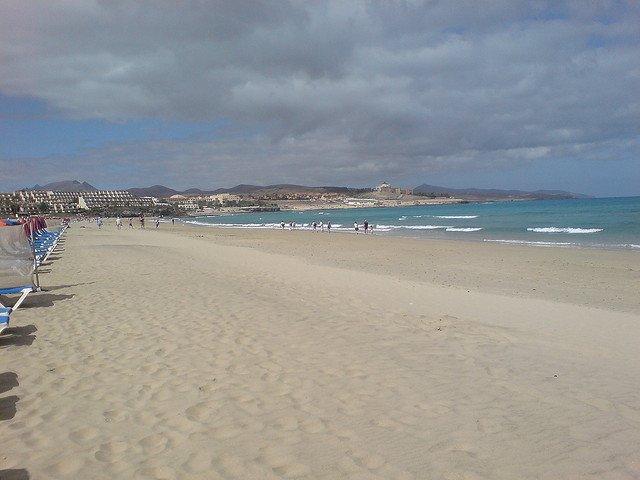 Fuerteventuras Costa Calma ist schön ruhig für kleine Kinder © Flickr/cneisner