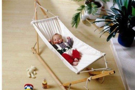 Die Amazonas-Babyhängematte © Amazon.de