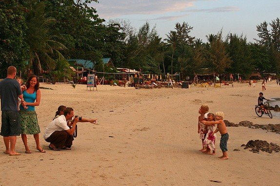Familienparadies auf Ko Lanta © Flickr/Y-Not?