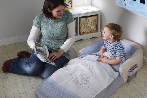 Eine einfache Matratze tut's auch © Amazon.de