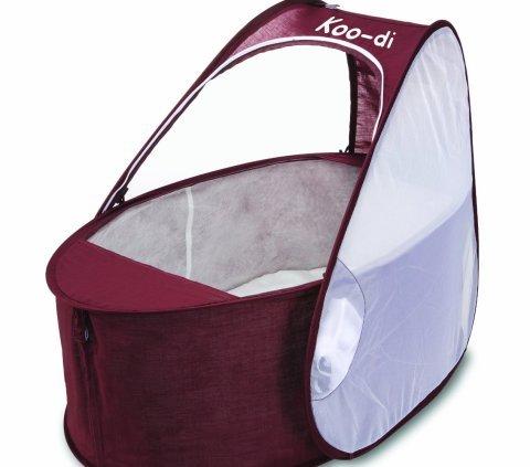 Popup-Reisebett für kleinere Babys © Amazon.de