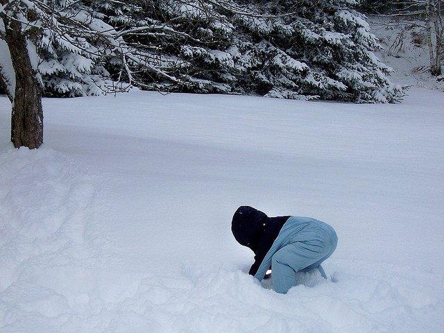 Ob da ein Schatz versteckt ist ...? © Flickr/lori05871