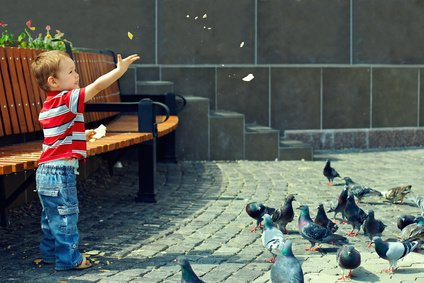 Städte machen auch ohne Shopping und Sightseeing viel Spaß © olesiabilkei - Fotolia.com