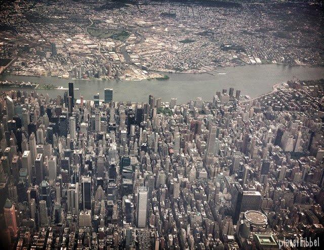 New York: auf den ersten Blick nichts für Reisen mit Kind © Planethibbel.com