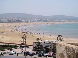 Blick auf eine Bucht bei Essaouria © Uploadmo - wikipedia.org