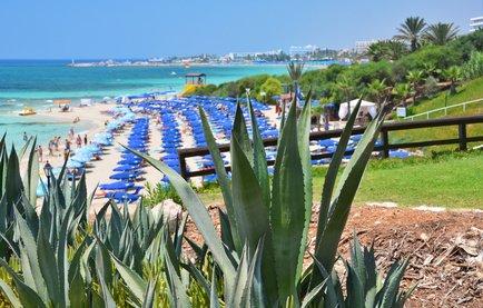 Strand bei Agia Napa © HappyAlex - Fotolia.de