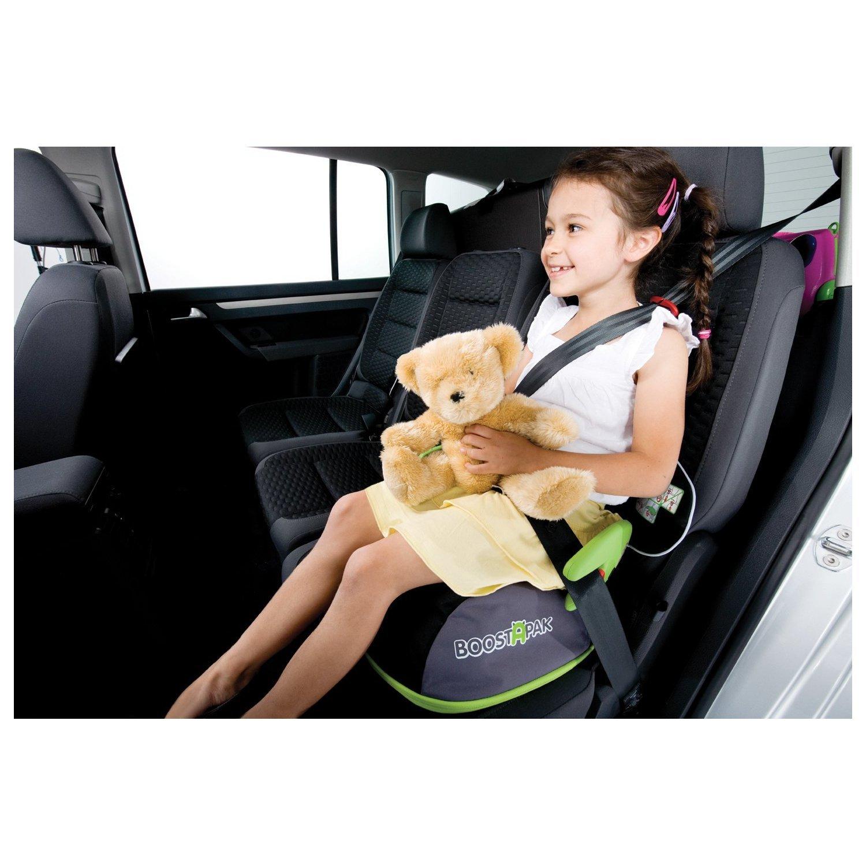 BoostApak ist gleichzeitig Rucksack und Sitzerhöhung © Amazon.de