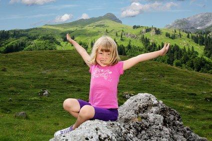 Bergsteigen mit Kindern - Tipps für gelungene Familientouren