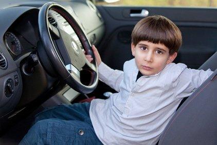 Ohne Kindersitz keine Taxifahrt - oder? © oldline2 - Fotolia.com