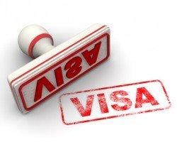 In manchen Ländern gilt: Ohne gültiges Visum - keine Einreise!