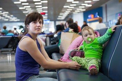Je kleiner das Kind, desto länger wird die Wartezeit © JackF - Fotolia.com