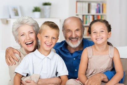 Mit der richtigen Vorbereitung machen Ferien bei Oma und Opa allen Spaß © contrastwerkstatt - fotolia.com