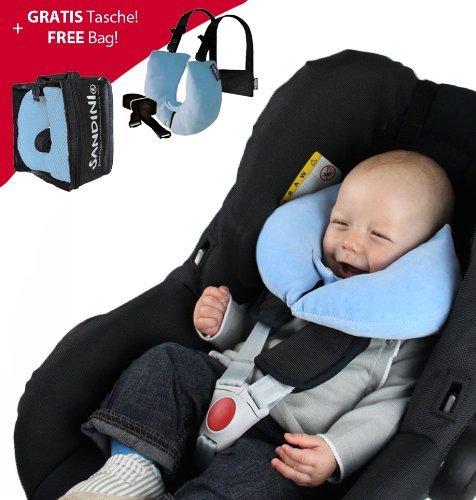 Das Sandini Schlafkissen für Babys © Amazon.de