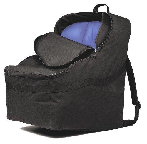 Eine Transporttasche für den Autokindersitz rettet alleinreisende Eltern © Amazon.de