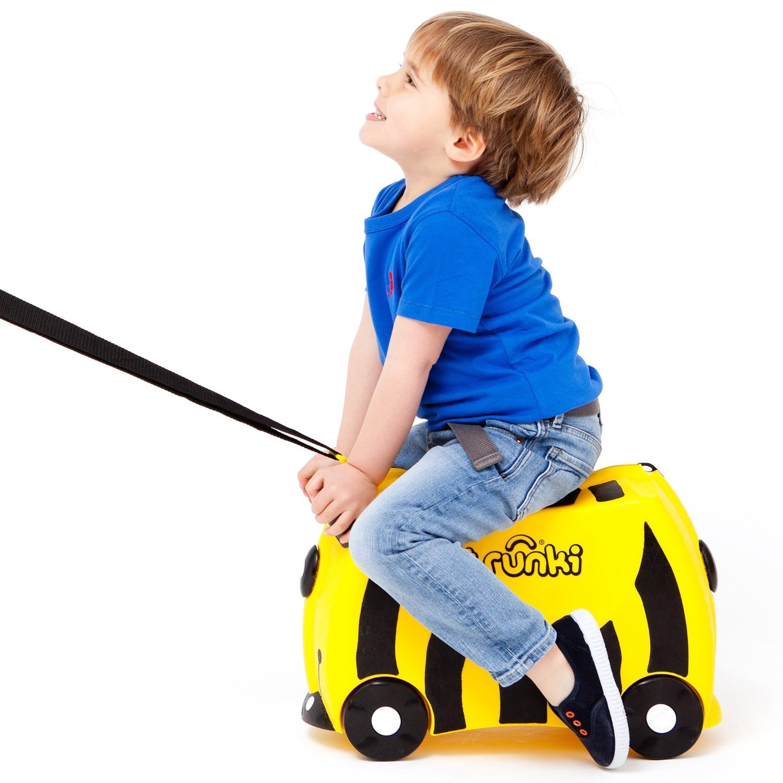 Der  Trunki Kinderkoffer © Amazon.de