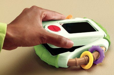 """""""Apptivity Case"""" - die Babyhalterung fürs iPhone © Amazon.de"""