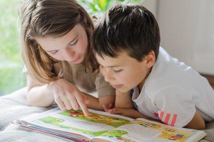 Kinderbücher stimmen eure Familie auf den USA-Urlaub ein © fotolia.com - S.Kobold
