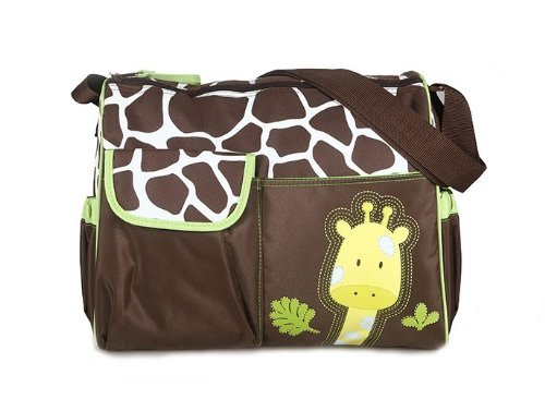 Eine Wickeltasche für alle Babyutensilien © Amazon.de