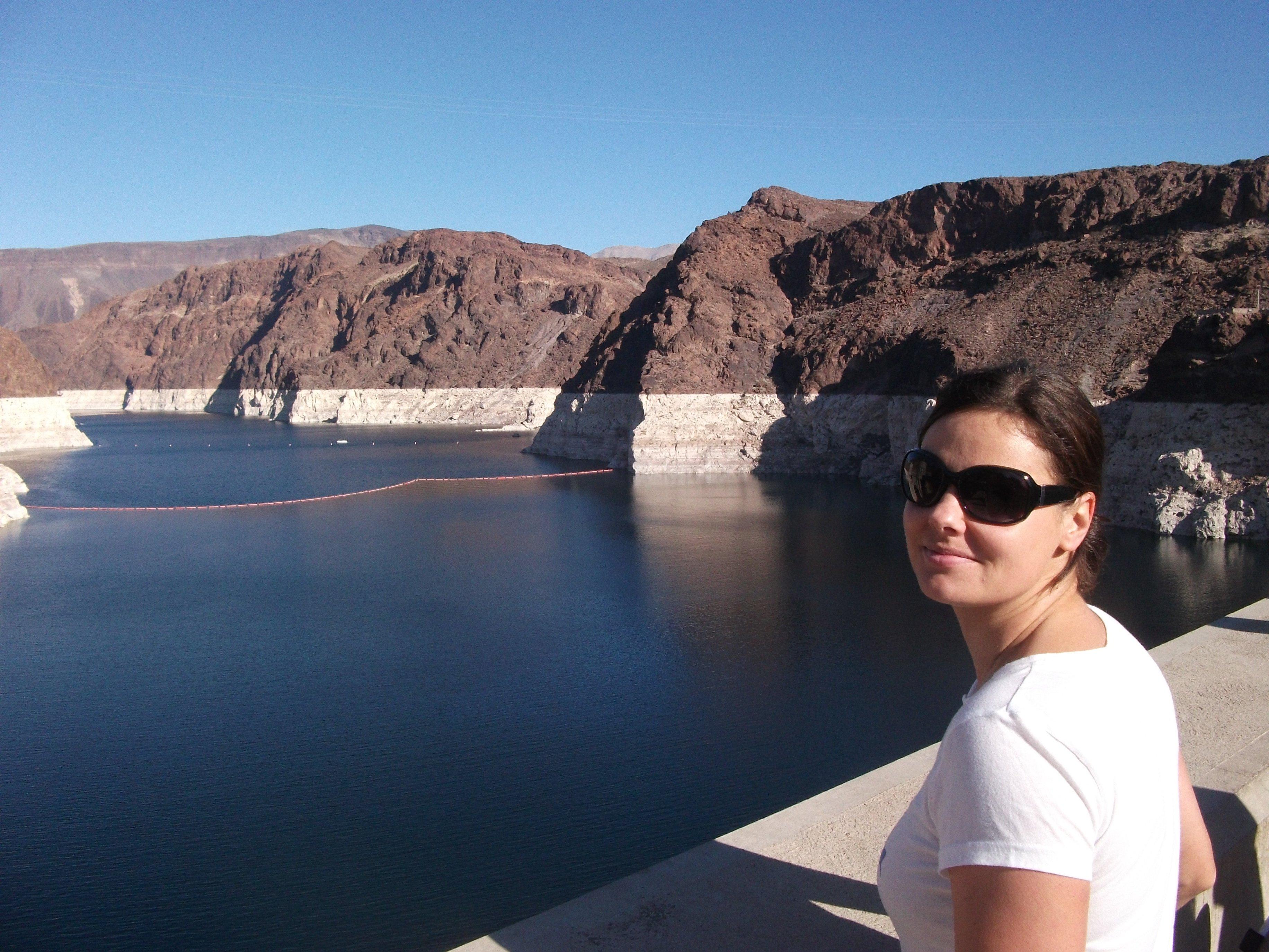 Der Hoover Dam ist der größte Staudamm der USA © Dajana Niepraschk
