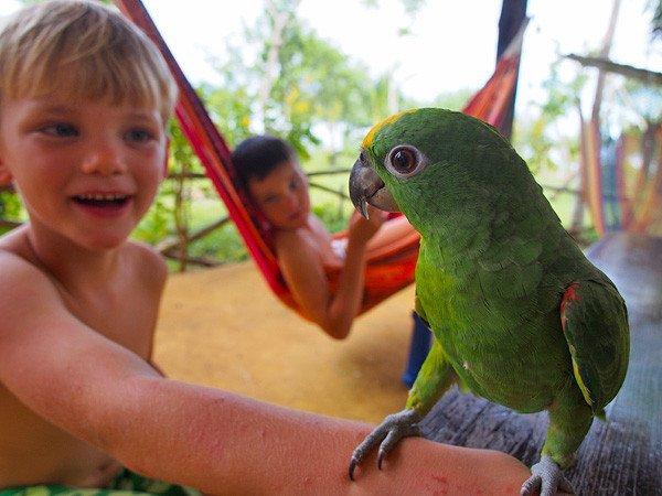 Mit Kindern nach Panama - unbedingt! © Lars Lilienthal