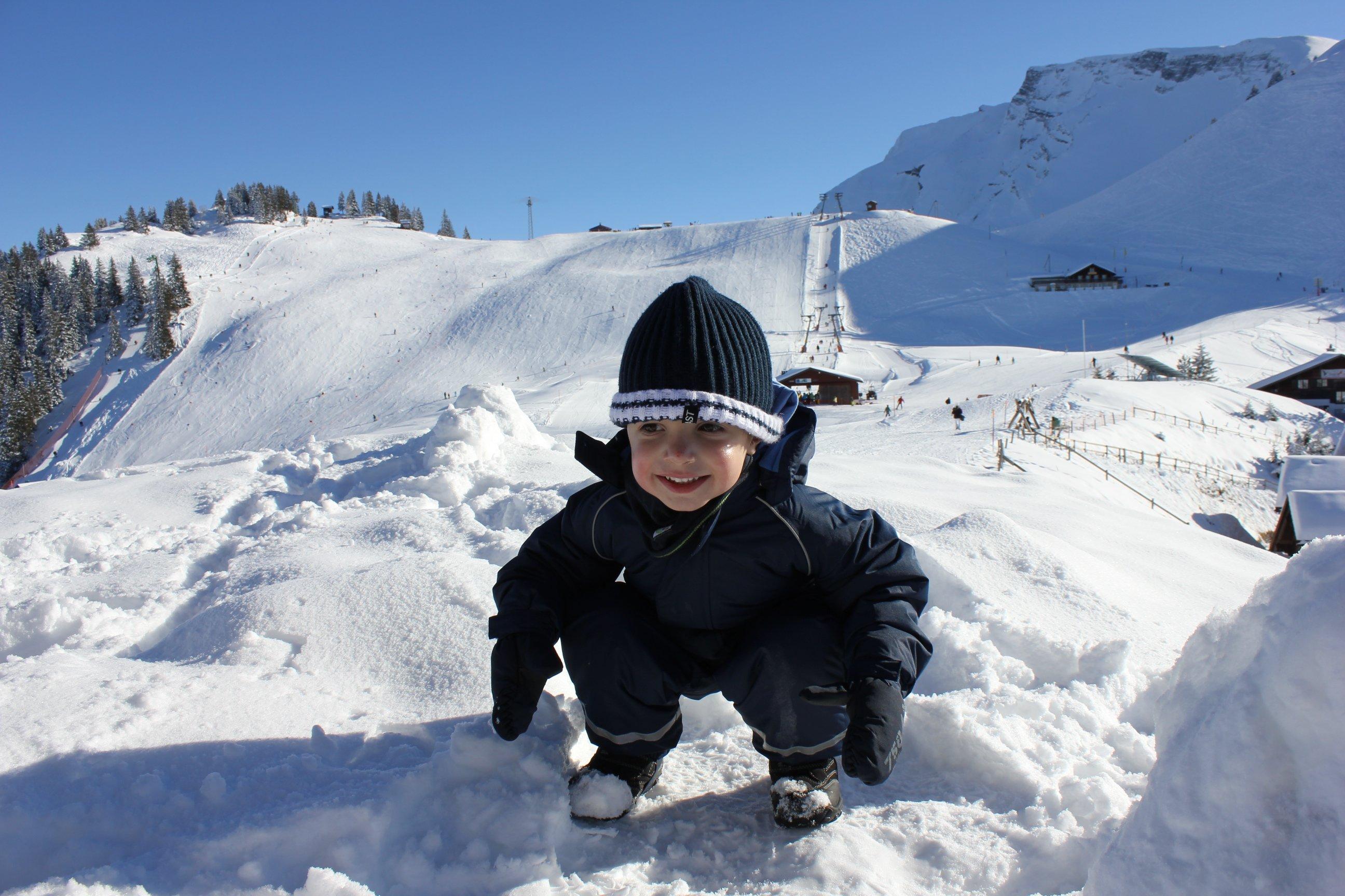 Mami, wann darf ich abheben (Schweiz) © gluecklicheMami