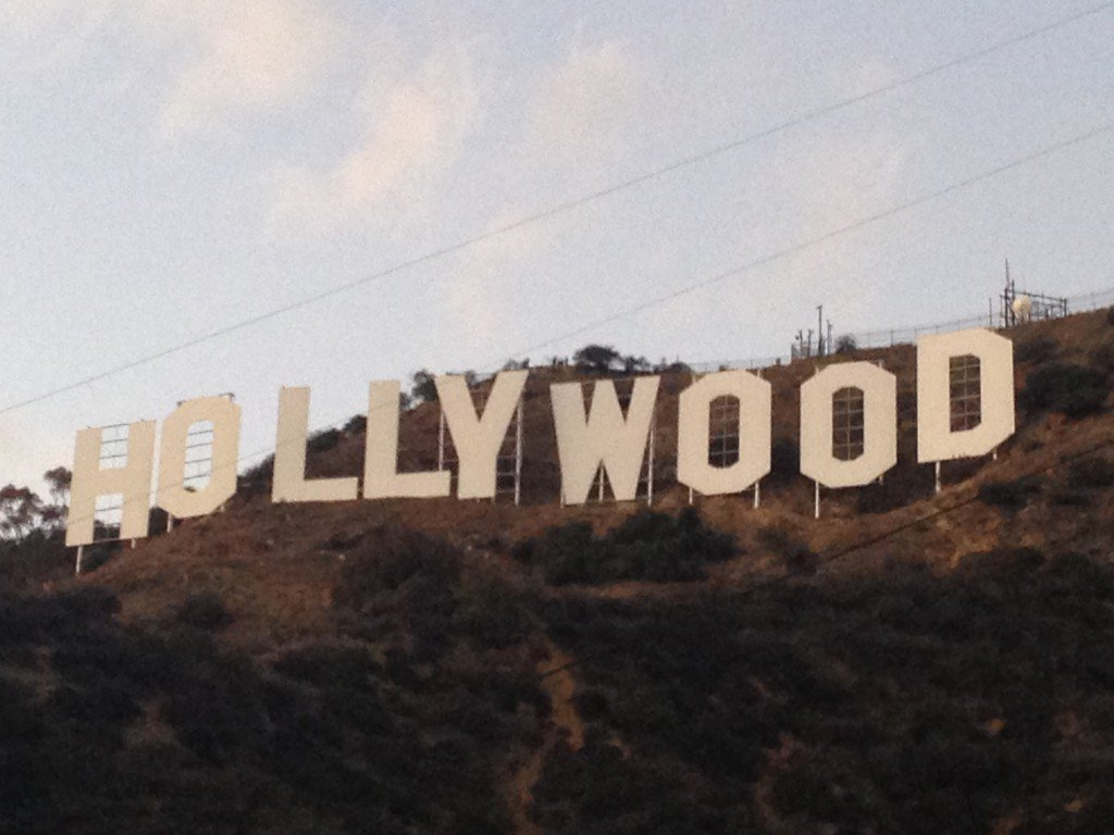 Hollywood Sign © Mit Kinderaugen