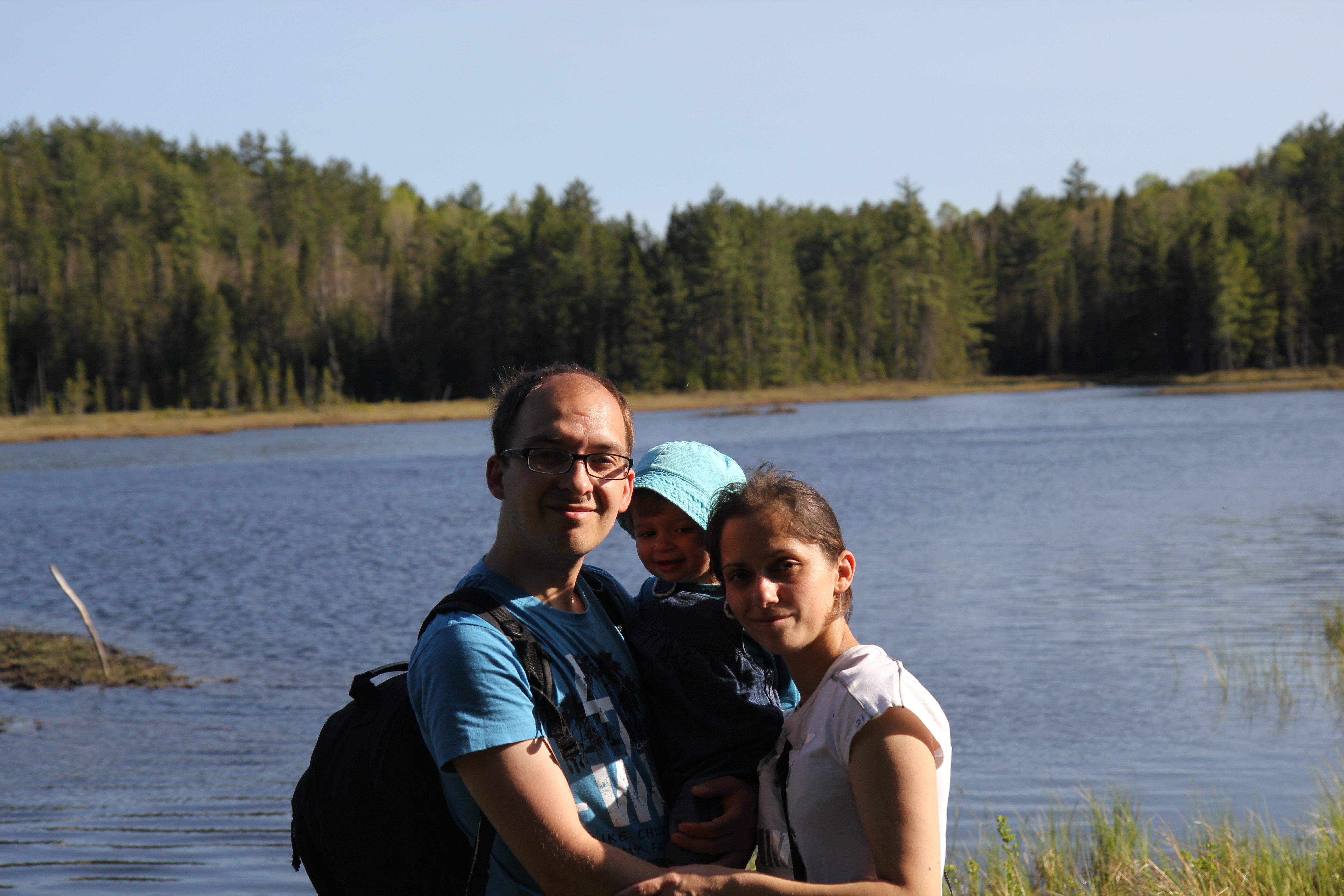 Wandern in Kanada © missbubi