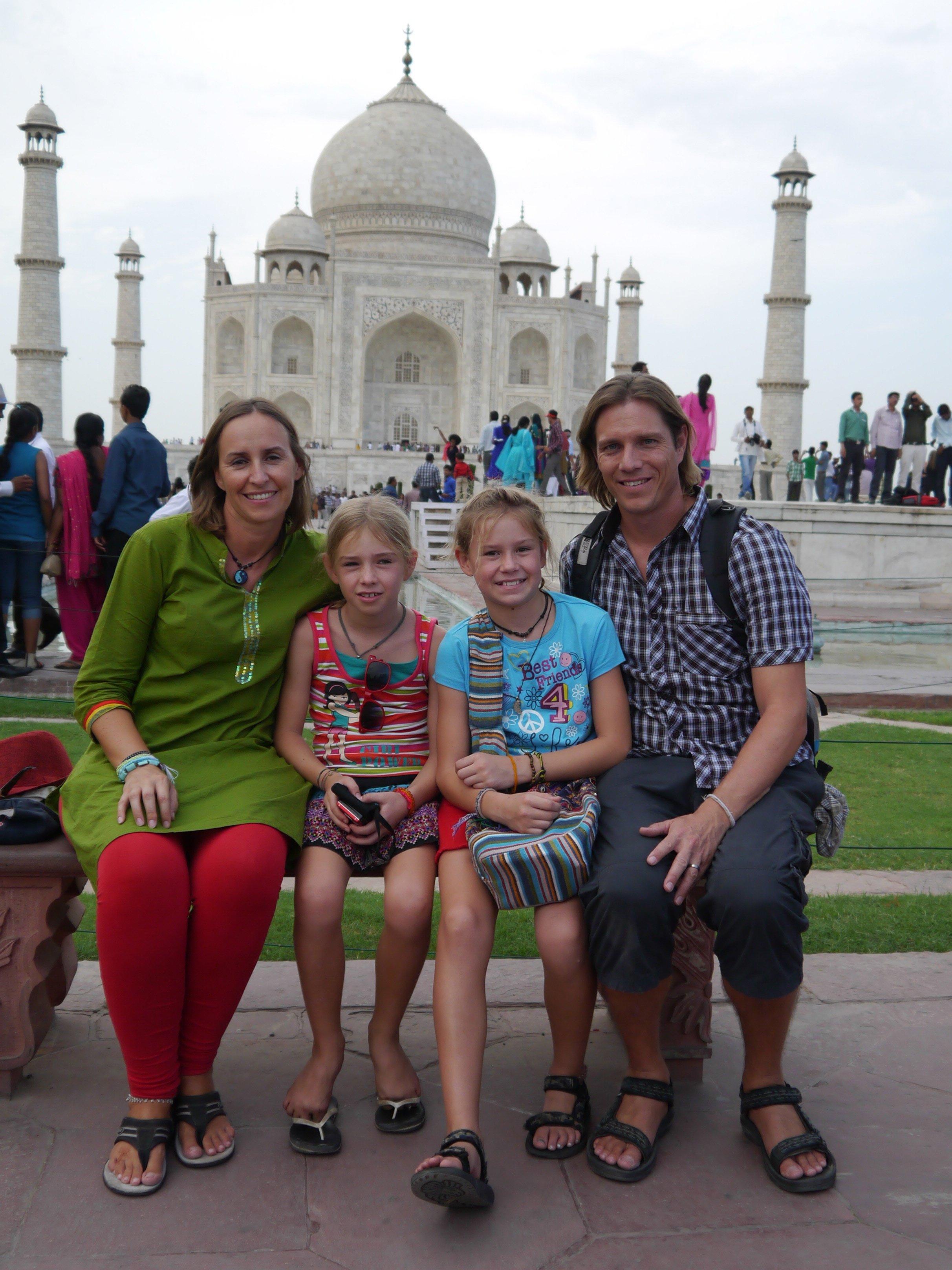 Taj Mahal zum Muttertag © larsdani