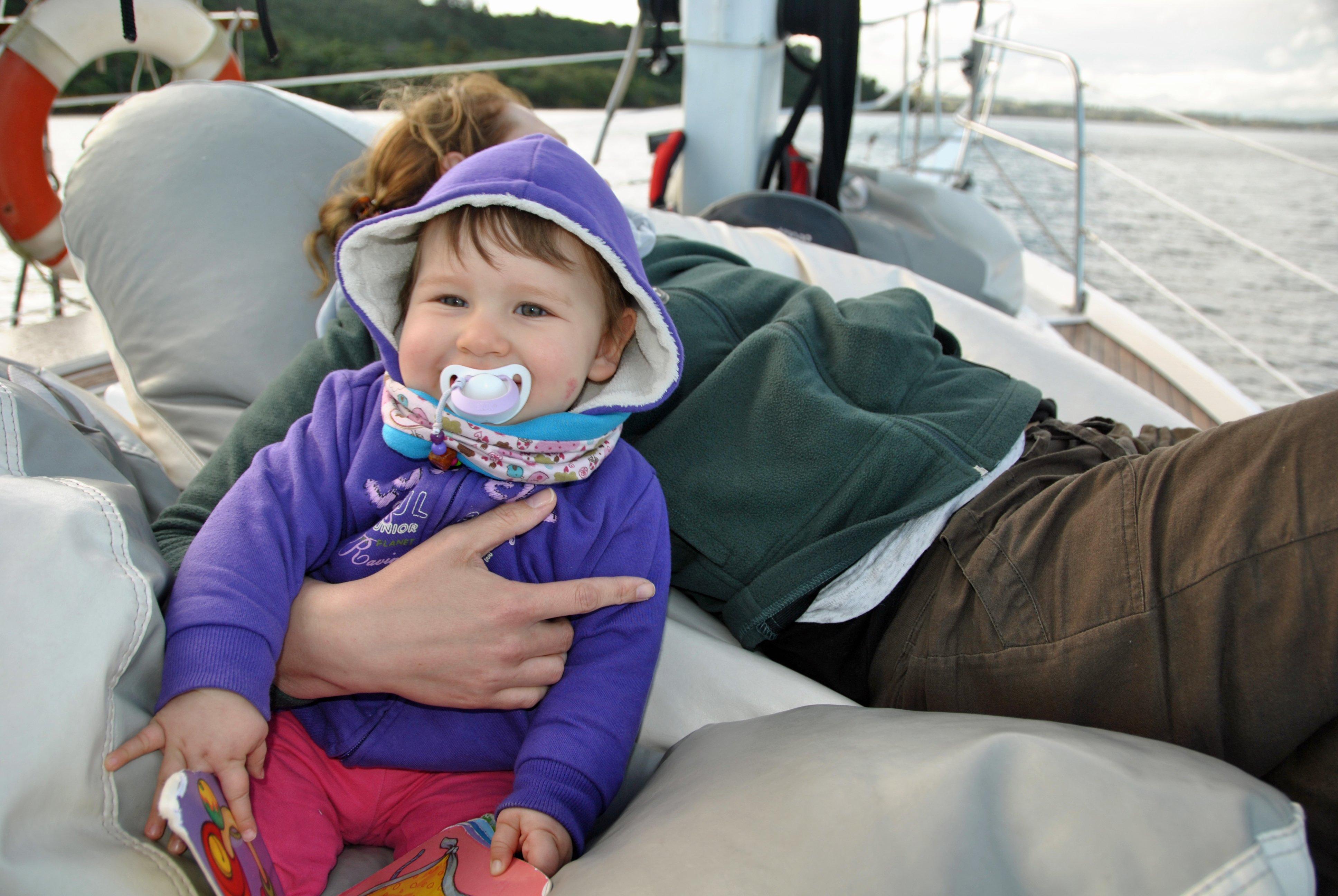 eine Seefahrt die ist lustig... © Moana