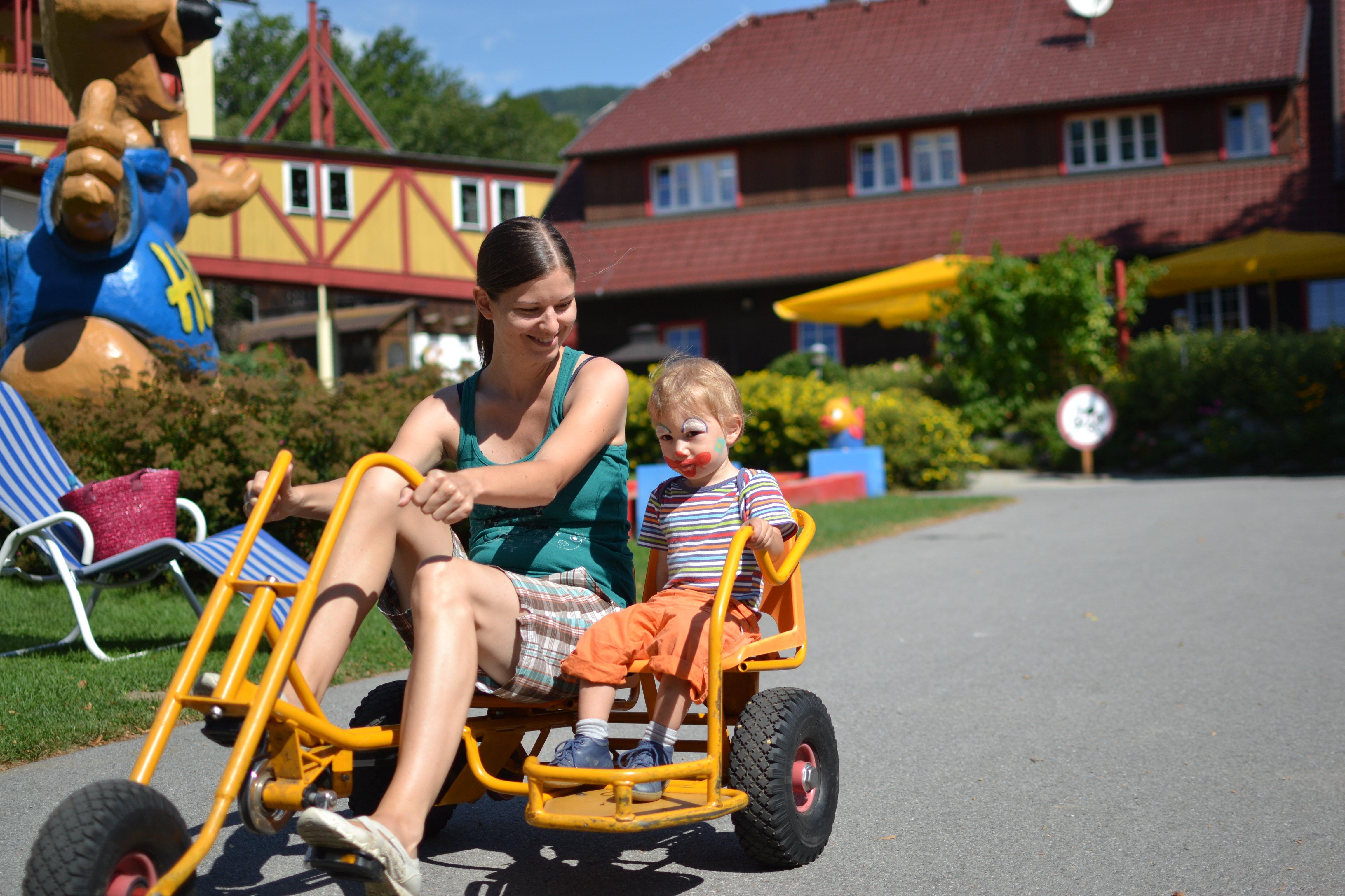 im Kinderhotel in Kärnten... © aroundtheworld