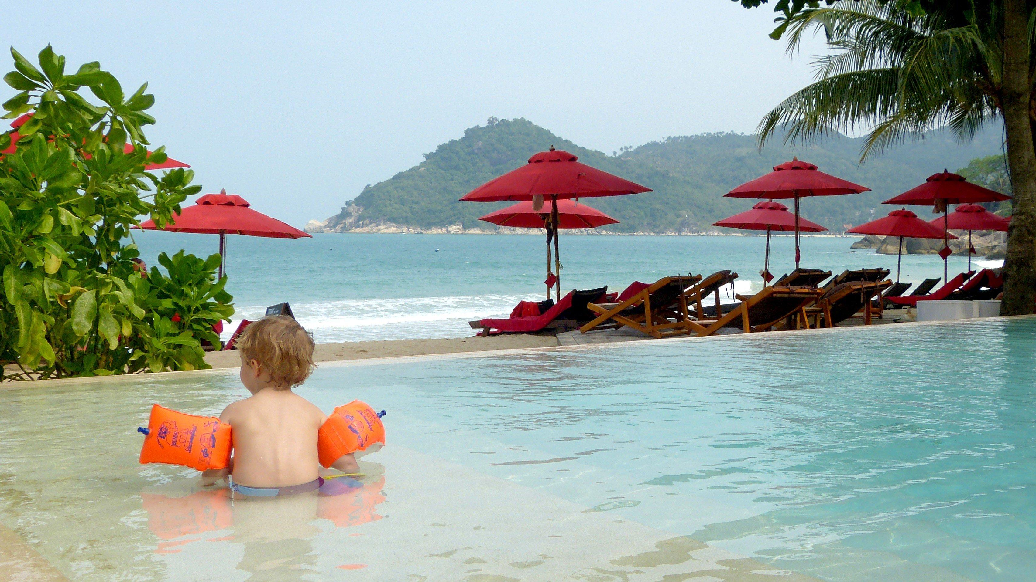 Ein Pool zum Chillen  © MOHI Travel