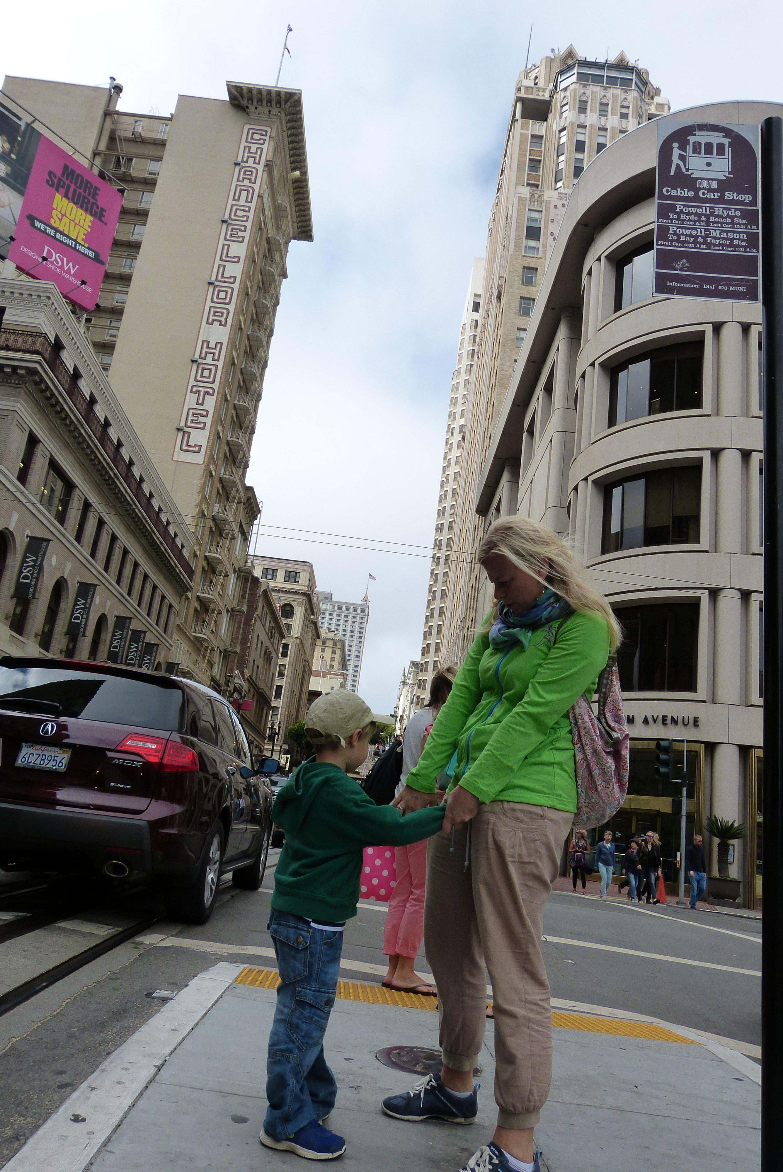 Nerven bewahren im Großstadtdschungel © MOHI Travel