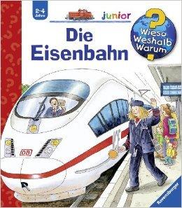 Wieso weshalb warum Junior Eisenbahn