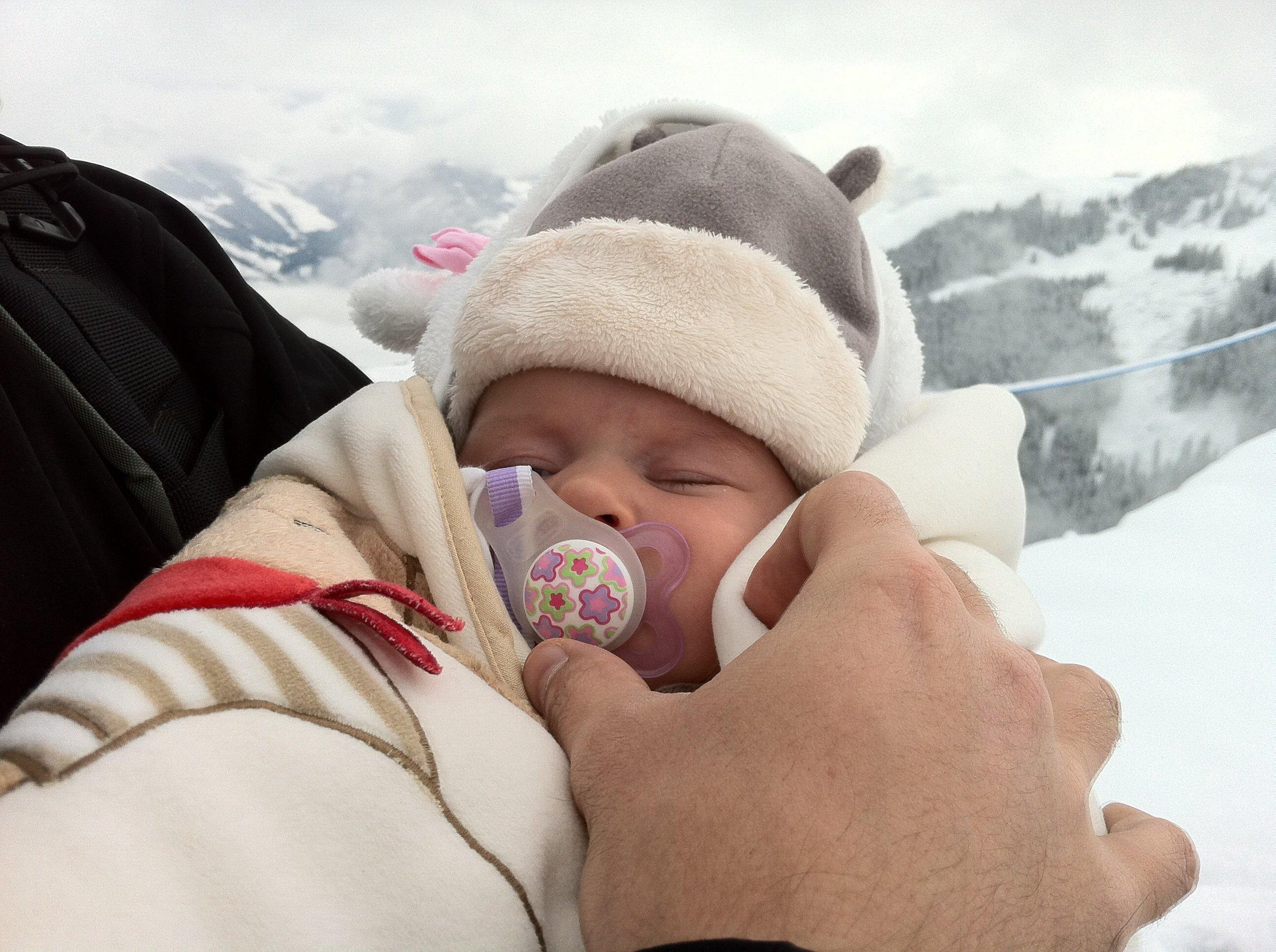 Maries erster Urlaub © BambiniTestblog