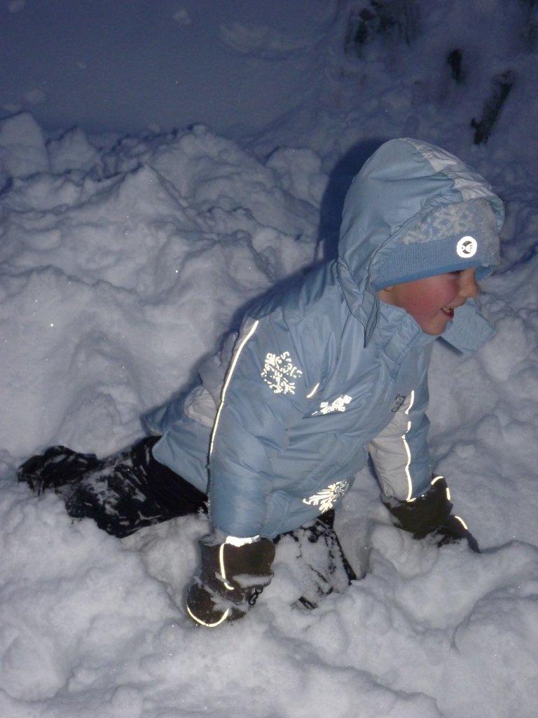 Ich brauch mehr Schnee © Fiona