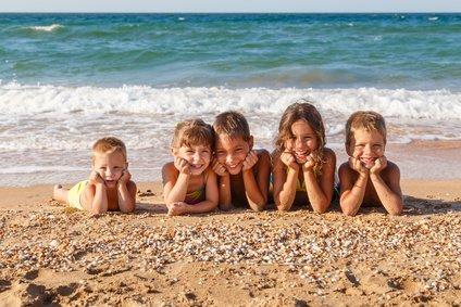 Reisewortschatz für Kinder: Dänisch, Schwedisch und Finnisch