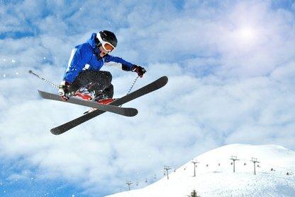 Gute Skifahrer brauchen gute Kinderski - ganz klar! © grafikplusfoto - Fotolia.com