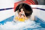 128 meterlange Wasserrutsche © Kinderhotel Oberjoch