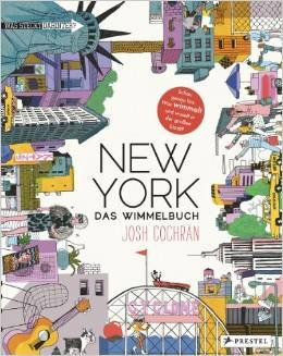 New York. Das Wimmelbuch © Amazon.de