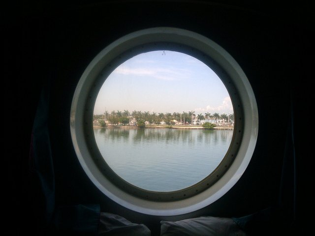 Schöne Aussicht - aus der richtigen Kabine © Flickr/brownpau
